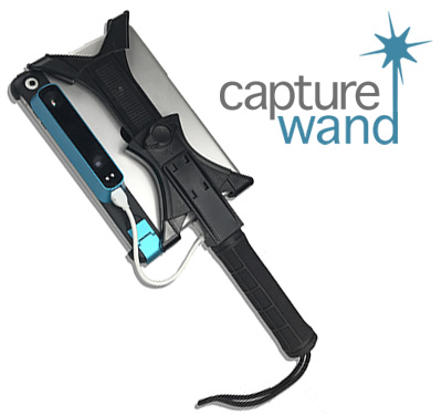 capture wand